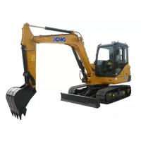 Wholesale 2017 New XCMG 5.5t Mini Crawler Machine Excavator XE55D with Good Performance from china suppliers