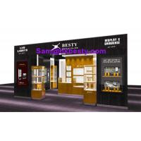 Wholesale jewellery fair booth display showcases and window cabinets from china suppliers