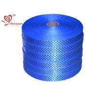 Wholesale 25mm custom medal ribbons High Glossy Face Navy Blue Satin Ribbon from china suppliers