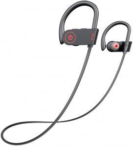 Wholesale Bluetooth Headphones Wireless Earbuds IPX7 Waterproof Sports Earphones Mic HD Stereo Sweatproof in-Ear Earbuds from china suppliers