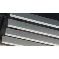 Wholesale 6060T4 Aluminum Wooden Grain Aluminum Suspended Ceilings OEM / ODM from china suppliers