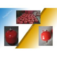 Wholesale Commercial Automatic Fire Extinguisher 50L Type Fm200 Device from china suppliers