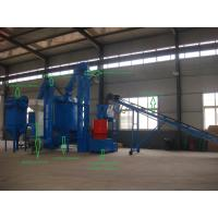 Wholesale 1T/H Biomass Pellet Making Machine Wood Pellet Production Line For Bamboo , Peanut Shell from china suppliers