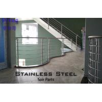 Quality hot-selling popular design wire staircase balustrades for sale
