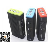 Wholesale Small Emergency Car Battery Jump Starter With 3*1w Led Lights from china suppliers