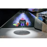 Wholesale High Resolution holographic pyramids / Hologram Display Showcase For Trade Show from china suppliers