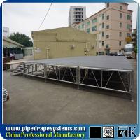 Buy cheap modern stage designs for wedding ,dance stage designs from wholesalers