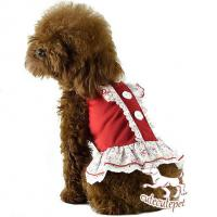 Wholesale Wholesale dog clothes, cotton material, soft and comfortable from china suppliers