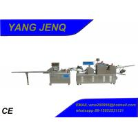 Buy cheap PLC System Rusk Bread Production Line Twelve Roller Wheels Butter from wholesalers