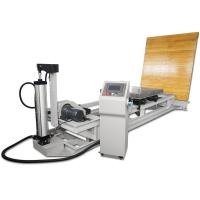 Wholesale Digital Incline Package Impact Testing Equipment / Package Impact Tester from china suppliers