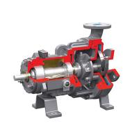 Buy cheap DURCO series ANSI process centrifugal pumps 100% interchangable for industry application from wholesalers