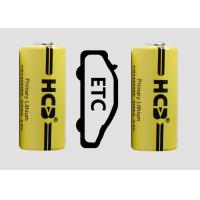 Buy cheap 1100mAh Li-MnO2 Battery , 3V Lithium Primary Battery CR14335SE 2/3AA Anti Corrosion from wholesalers