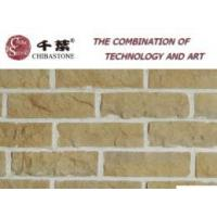 Wholesale Artificial Brick/Brick Veneer from china suppliers