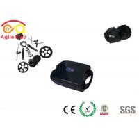 Wholesale 250W Bafang BBS01 Electric Bicycle Motor Kit With Frog Lithium Battery from china suppliers