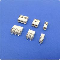 Wholesale 4 mm Pitch SMD LED Connector 2 Poles Tin - Plated Terminal Block Connector from china suppliers