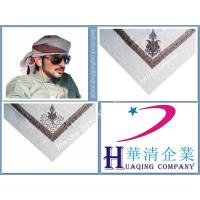 Wholesale Arab pure wool embroidery scarf from china suppliers
