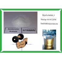 Wholesale Hormone Steroid Raw Powder Boldenone Acetate 100Mg/Ml Semi Finised Oil from china suppliers