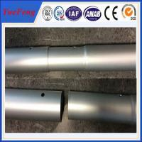 Wholesale Industrial oem factory china milling and drilling,aluminium pipes tubes specially for rack from china suppliers