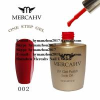 Wholesale MERCAHV one step  UV nail polish gel from china suppliers