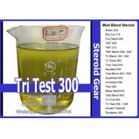 Buy cheap Muti Blend Bodybuilding Steroid Injection Oil Tri Test 300 Pharma Grade from wholesalers