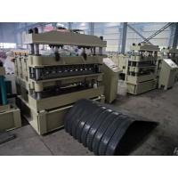 Wholesale Crimping Metal Roofing Roll Forming Machine Cr12 mould steel from china suppliers