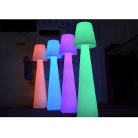Buy cheap Wireless Remote Control durable color changing home decorative  LED Floor Lamps from wholesalers