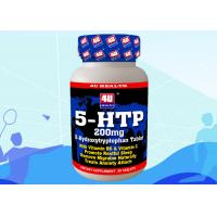 Wholesale 5HTP capsule Serotone Mood Support Supplements With Vitamin B6 / Vitamin C from china suppliers