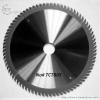 Wholesale TCT Circular Saw Blade for Cutting Plastic from china suppliers
