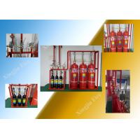 Wholesale Hfc227ea FM200 Fire Suppression System With 4.2Mpa Storage Cylinder from china suppliers