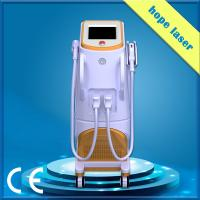 Wholesale hot selling!!808nm diode laser ipl machine /hair removal/freckle removal/pigmenation removal/acne removal/wrinkle remova from china suppliers