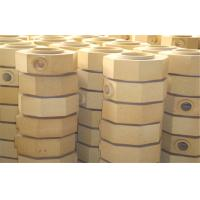 Wholesale Dry Pressed Cement Kiln Refractory Brick Fire Clay Bricks For Ingot Steel Casting from china suppliers