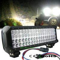 Wholesale 4 rows led work light bar 216W CREE LED Off Road ATV UTV Lightbar Lamp from china suppliers
