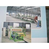 Buy cheap Vehicle Tire Recycling Rubber Machinery , Outer Tyre Surface Cutting Line For Motorcycle from wholesalers