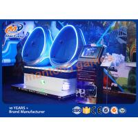 Wholesale Amusement Park Simulator Virtual Reality Games System With Updated Movies from china suppliers
