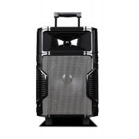 Wholesale Pro Audio Music Bluetooth Rechargeable Trolley Speaker Portable PA Sound System from china suppliers