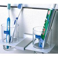 Wholesale Bathroom shelves double cup shelf,cup holder from china suppliers