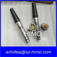 Buy cheap 5 pin cable assembly with lemo electronic connector solar panel connector from wholesalers