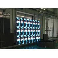 Quality 4mm Indoor LED Advertising Screen HD LED Video Wall Display Sign For Restaurants for sale