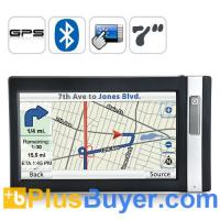 "Wholesale Navigo - 7"" Touch Screen GPS Navigator (SiRF Star III Receiver Module) from china suppliers"