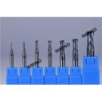 Wholesale Carbide end mill , Upto HRC50 AlTiN Coating , 6mm Square End Mill , 2 Flute from china suppliers