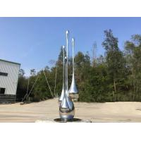 Wholesale Street Decoration Modern Abstract Sculpture / Urban Sculpture Stainless Steel from china suppliers