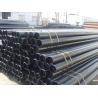 Buy cheap EN10216 Black Seamless Pipe from wholesalers