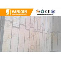 Wholesale Waterproof Lightweight Eps Cement Sandwich Panel Board for Exterior Interior Wall from china suppliers