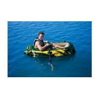 Wholesale Rubber Ferry Barge Dinghy For Boating , Inflatable Fishing Boat from china suppliers