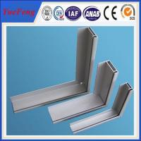Wholesale anodized aluminum profile for solar aluminum extrusion, US aluminium profile for solar from china suppliers