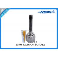 Wholesale Auto Outer Cv Joint Drive Shaft 43405-60120 Constant Velocity For Toyota from china suppliers