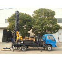 Wholesale KW20 Portable Drilling Rig Machine Water Well Drilling Rigs Truck Mounted from china suppliers