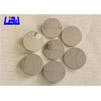 Wholesale High Energy Density CR2016 Coin Cell Battery , Watch 3 Volt Lithium Battery from china suppliers