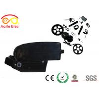 Wholesale Fat Tire Ebike Conversion Kit , 250 Watt Motorised Bicycle Kit With Frog Lithium Battery from china suppliers