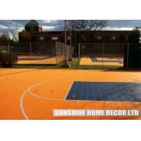 Wholesale Plastic Recycled Table Tennis Sport Floor / Tennis Court Surface from china suppliers